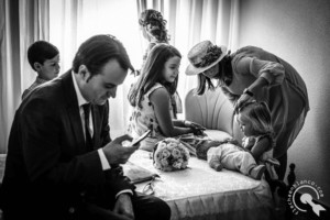 wedding documentary photographer in Gandia, Spain