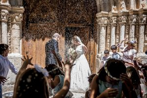 wedding documentary photographer in Aranda de Duero, Spain