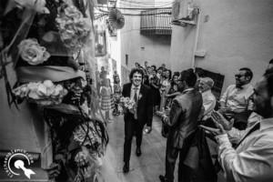 wedding documentary photographer in Tortosa, Spain