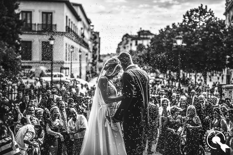 wedding photographer in Granada