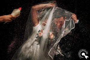 wedding documentary photographer in Alalpardo, Spain