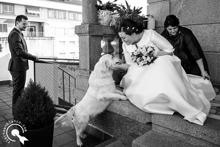 wedding photographer in Vigo